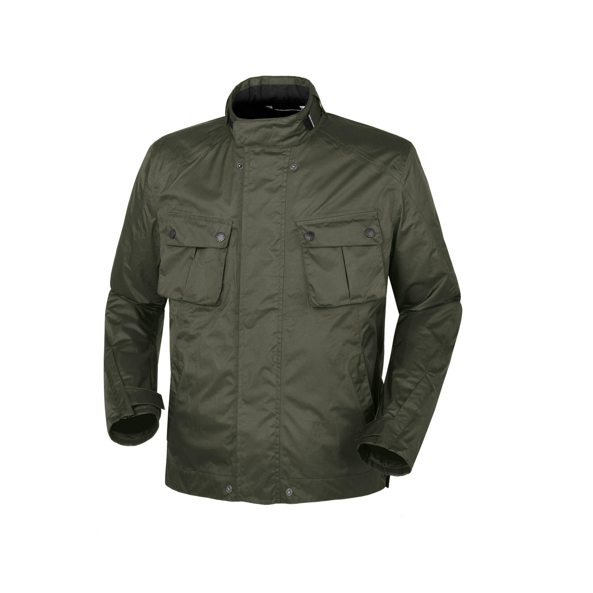 Jacket Areos 2g Dark Green
