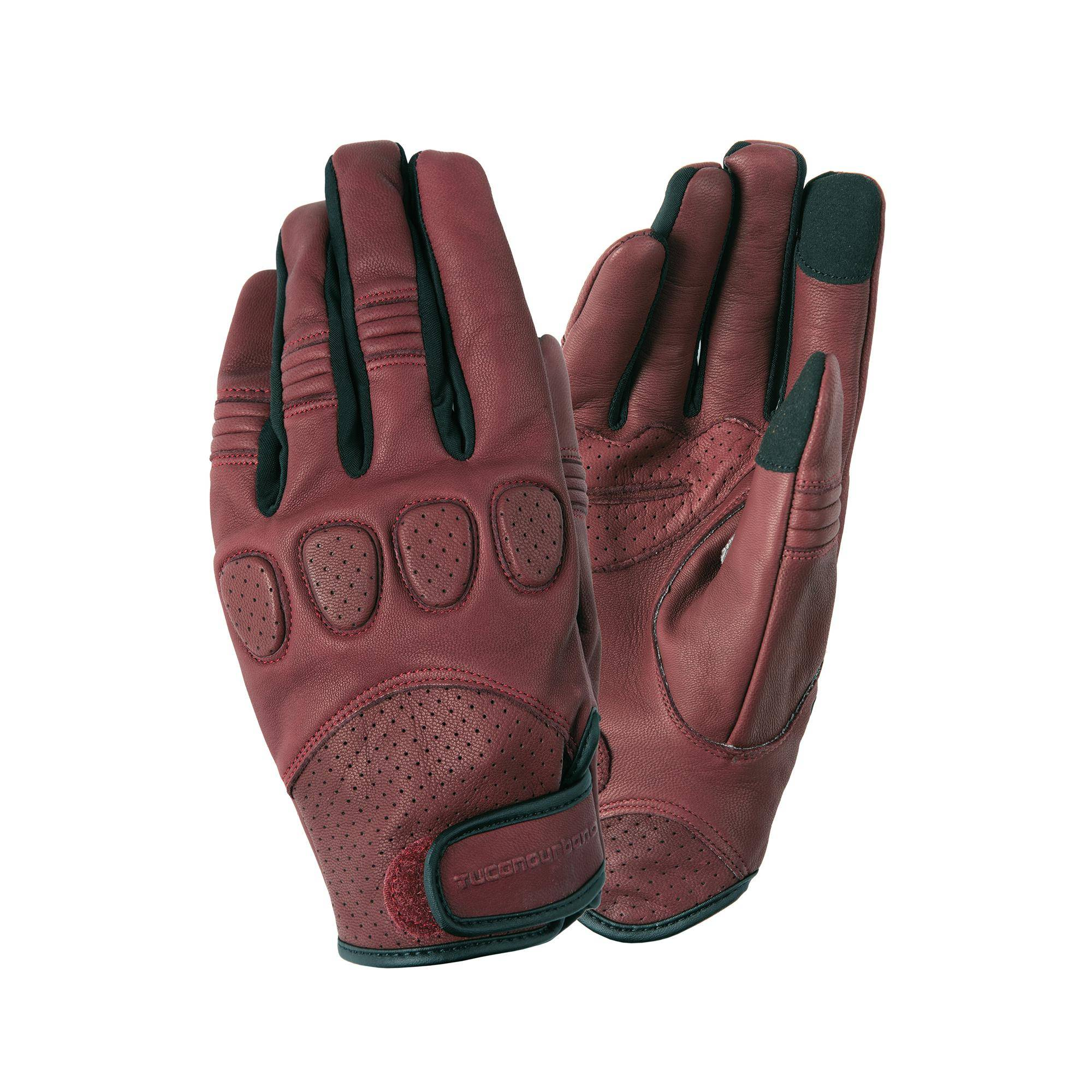 Guantes Gig Pro Burgundy Red