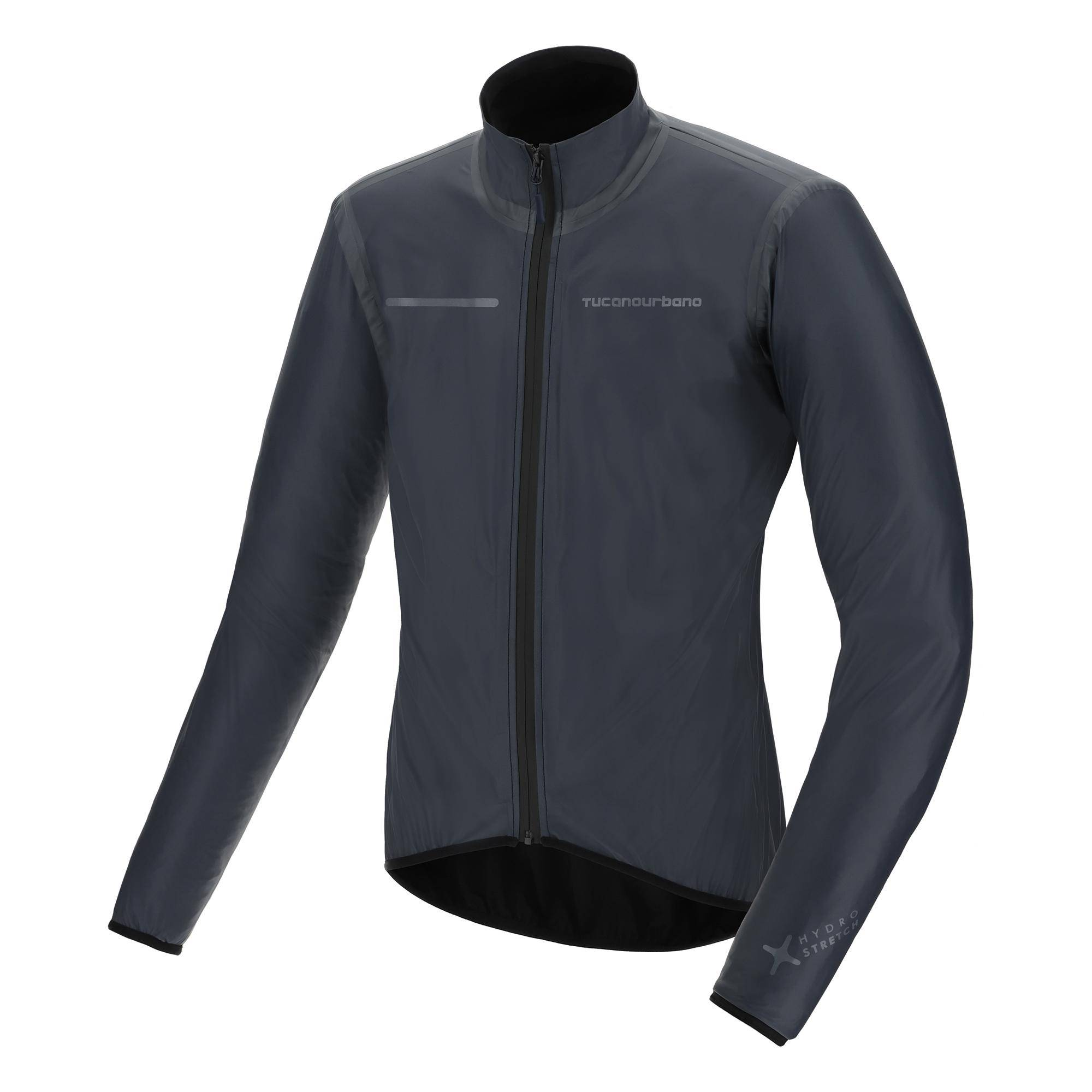 Hydrostretch Jacket Blu Scuro