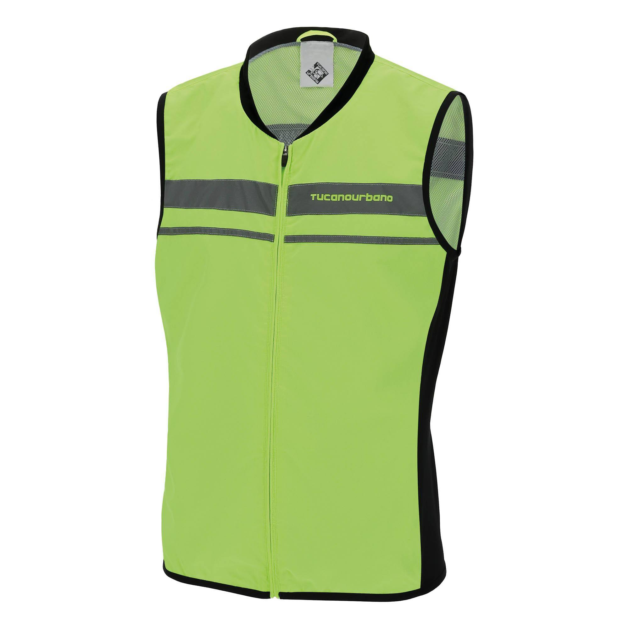 Nano Flex Gilet Fluorescent–Yellow