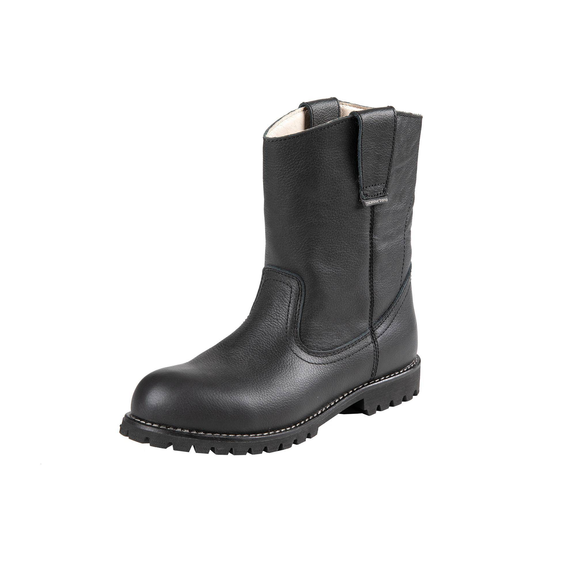 Bota Moon River Negro