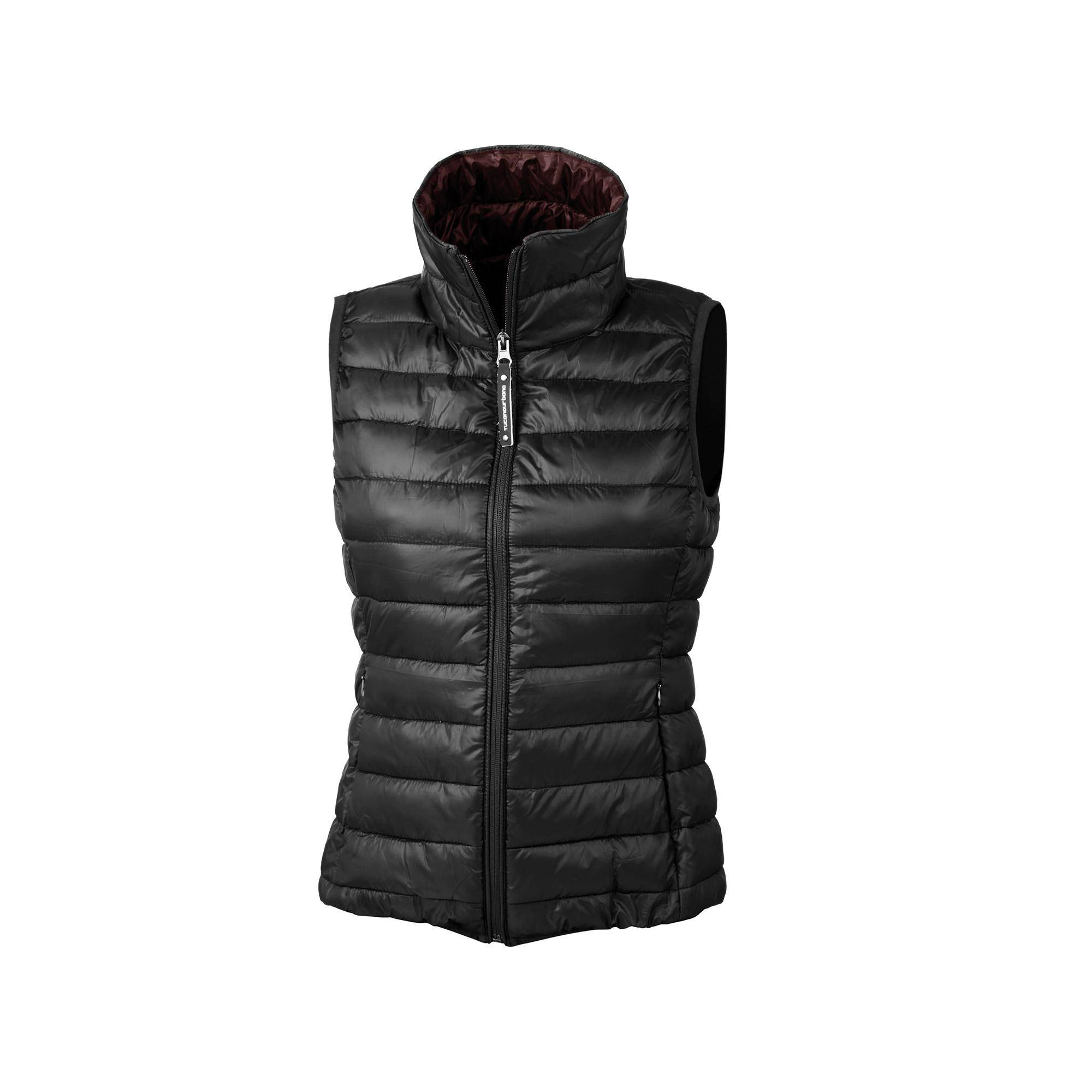 Gilet Hot Pack Lady Schwarz